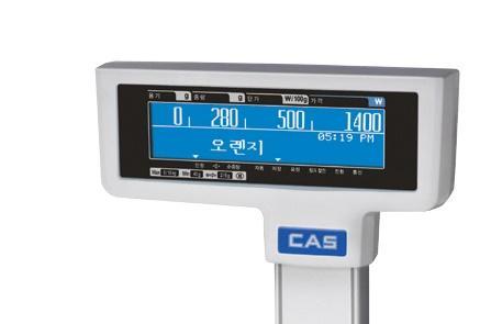 משקל להדפסת מדבקה דגם CL5200